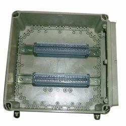 Rectangular Hensel Junction Box with Phoenix Connectors for Industrial