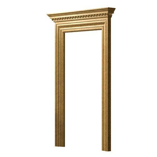 Teak Wood Door Frame | D. S. Patel & Company | Manufacturer in ...