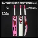 CA Cricket Tennis Cricket Bat Rustom 55 MM Edge