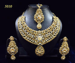 Heavy Designer Necklace Set