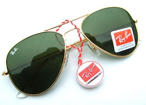 568c63e9dfa039 Ray Ban Aviator Sunglasses, Size  MEDIUM, Rs 170  piece, Ravi ...