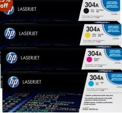 HP Laserjet Toner Cartridge Set