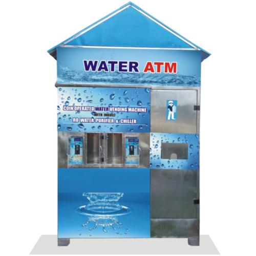 Water ATM - Water Bottle Vending Machines Latest Price