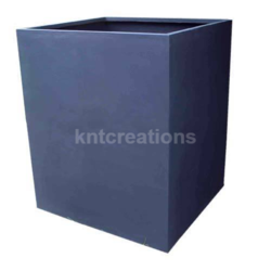 Cube FRP T Cube3935 Stone Effect Planter