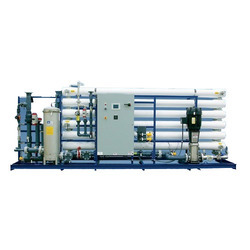 Packaged Drinking Water RO Plant