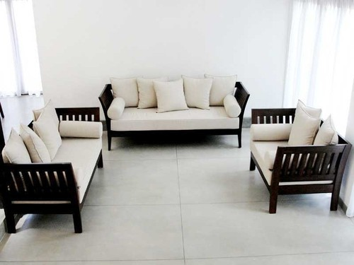 Sofa Set Wooden Sofa Set Manufacturer From Chennai