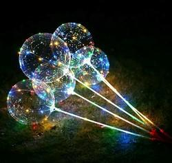 Transparent LED Balloon