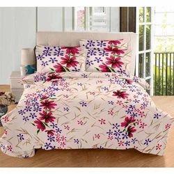 245GSM Satin Bed Sheet