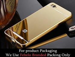 Golden Phone Cover
