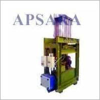 Hydraulic Yarn Baling Press