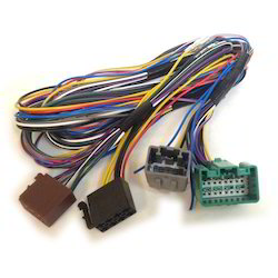 car audio wire harness manufacturers suppliers exporters we are highly reputed organizations engaged towards delivering certified range of car top harness product details flexible wires insulated outer coating