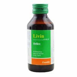 Franklin Livin Syrup