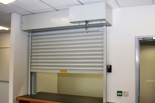 Motorized Rolling Shutter At Rs 250 Square Feet S Rolling Shutter Impex Rolling Shutters