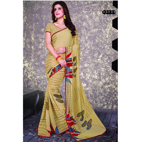 5f5fdda9ef Daily Wear Sarees, शिफॉन साड़ी - Jagdamba Sarees Pvt. Ltd ...