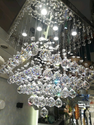 Asfour Crystal Chandelier Customised