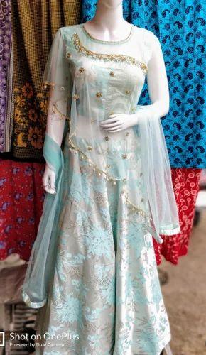 Western Wedding Dresses.Indo Western Wedding Dress