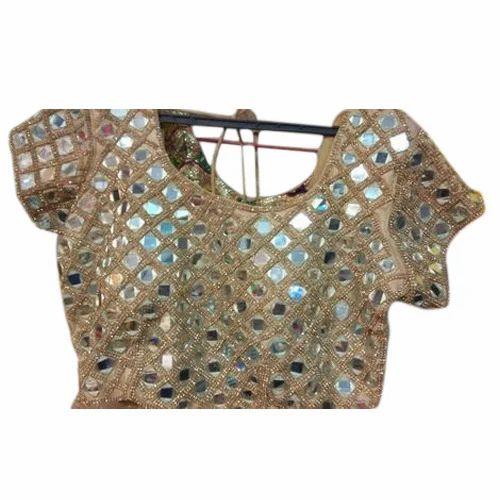 3e9cc265e7 Ladies Readymade Blouse, डिज़ाइनर ब्लाउज़ - Geeta ...