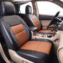 Customized Leather Car Seat Covers