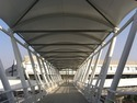 Tensile Membrane Roofing Structures