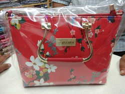 Flower Leather Bags