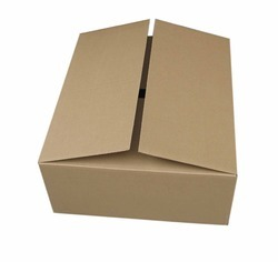 Corrugated Paper Sheet Brown Export Corrugated Box