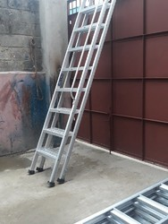 CEC 338( A ) Wall Support Broad Step Ladder