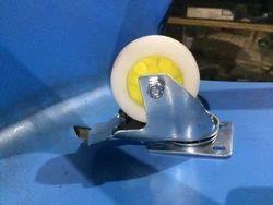Rubber Wheel Caster