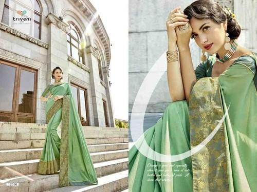 Silk Sarees, 6.3 M (with Blouse Piece)