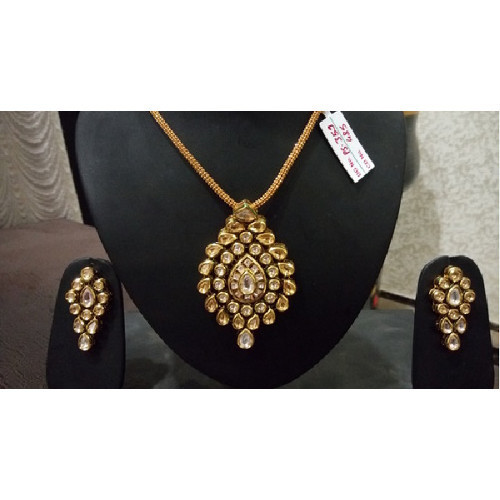 88f240041444 Kundan Necklace Sets at Rs 800  piece onwards