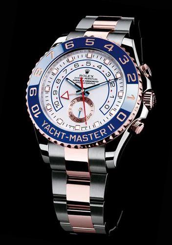 Silver Golden Rolex Yacht Master Ii Watch For Men Id 11619710448