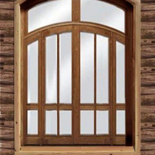 Teak Wooden Window Manufacturer From Chennai