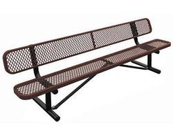 Expanded Mesh Metal Chair