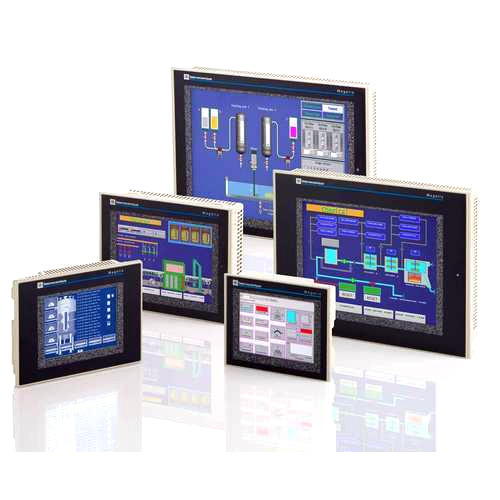 Manual Dark Grey Schneider Hmi For Industrial Automation