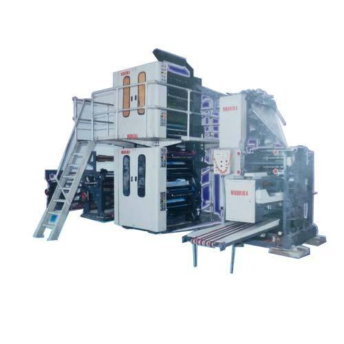 4-Hi Tower Web Offset Printing Machine