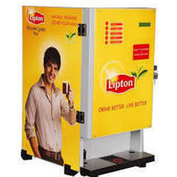 Lipton 4 Option Vending Machine