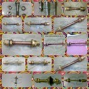 Brass Metal Parts for Transformers Power and Distribution