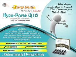 Coenzyme Q10 With Omega 3 Soft Gels