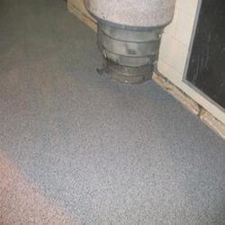 High Chemical Resistant Hybrid Epoxy Mortar