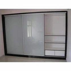 Aluminium Wardrobe Section