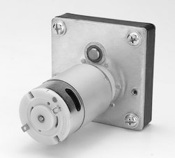 Permanent Magnet Carbon Brushed DC Geared Motor