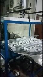 Semi Automatic Thermocol Plate Making Machine