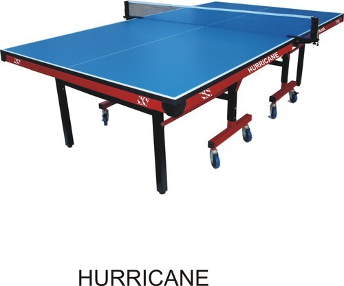 Table Tennis Hurricane Table with Wheels at Rs 28000  piece   Table ... 24114a57b300