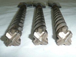 Carbide Tipped SDS Plus Hammer Drill Bits