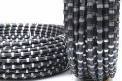 Rubber Coated Granite Wire Saw