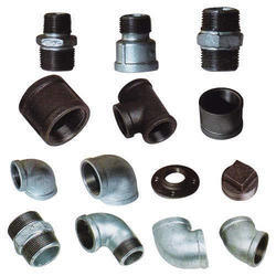 Galvanized GI Pipe Fittings for Gas Pipe