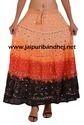 Designer Bandhini Skirt