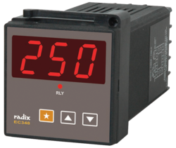 Thermocouple or RTD Input Controller