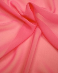 Pink Georgette Fabric