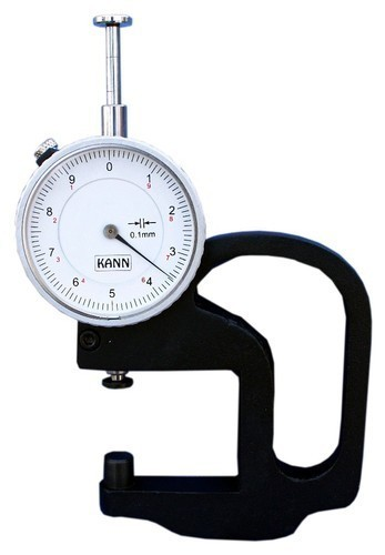 KANN MS Dial Thickness Gauge, Analog, Model Name/Number: T.G.8, Rs 1500  /piece | ID: 13539949191