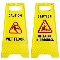 Wet Floor Stand